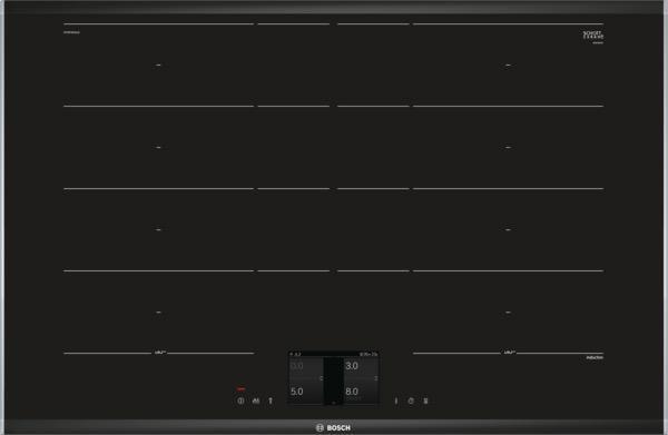 kookplaat inductie Bosch PXY875KW1E kookplaat inductie