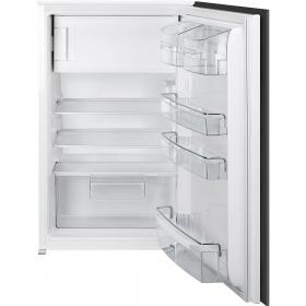 koelkast inbouw met vriesvak Smeg S3C090P koelkast inbouw met vriesvak