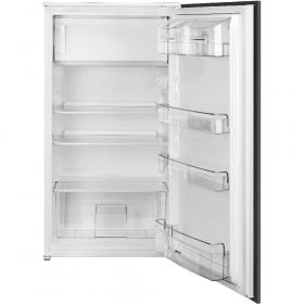koelkast inbouw met vriesvak Smeg S3C100P koelkast inbouw met vriesvak