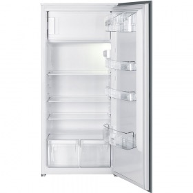 koelkast inbouw met vriesvak Smeg S3C120P koelkast inbouw met vriesvak