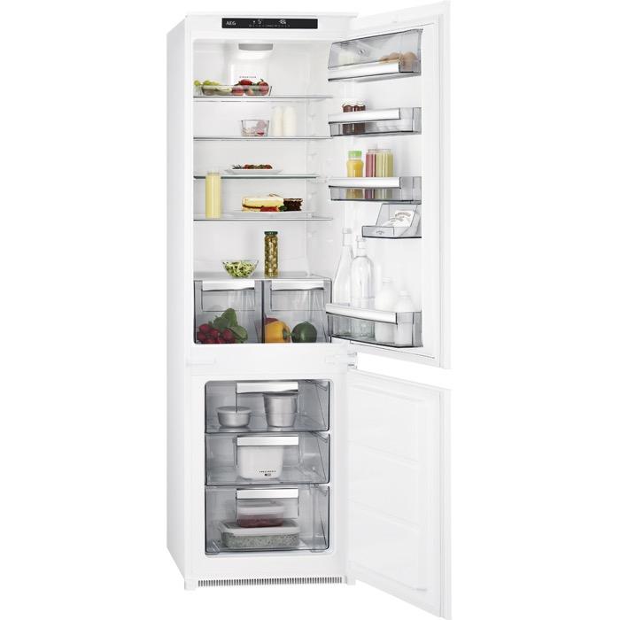 Aeg SCE81831FS koelkast inbouw met vriesvak