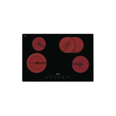 kookplaat Smeg SE2772TD2 kookplaat vitrokeramisch