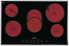 smeg SE2773TC2 kookplaat vitrokeramisch SE 2773TC2 SE 2773 TC 2