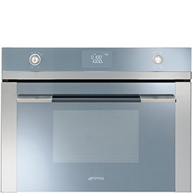 microgolfoven microgolven met grill (inbouw) Smeg SF4120M microgolfoven microgolven met grill (inbouw) SF 4120 SF4120 SF 4120 M