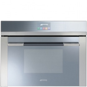oven multifunctie + microgolven Smeg SF4140MC oven multifunctie + microgolven