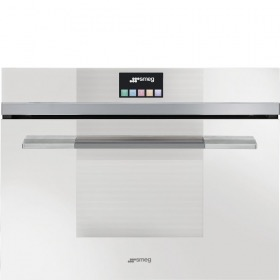 oven multifunctie + microgolven Smeg SF4140MCB oven multifunctie + microgolven