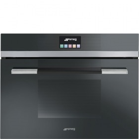 oven multifunctie + microgolven Smeg SF4140MCN oven multifunctie + microgolven