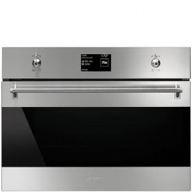 oven multifunctie + microgolven Smeg SF4395MCX oven multifunctie + microgolven