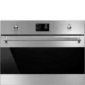 oven multifunctie + stoom Smeg SF4395VCX oven multifunctie + stoom