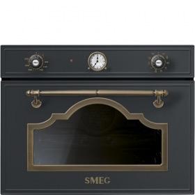 oven multifunctie + microgolven Smeg SF4750MCAO oven multifunctie + microgolven