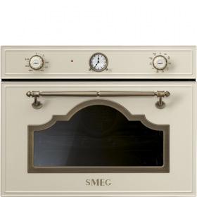 oven multifunctie + microgolven Smeg SF4750MCPO oven multifunctie + microgolven