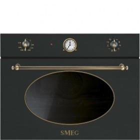 oven multifunctie + microgolven Smeg SF4800MCAO oven multifunctie + microgolven