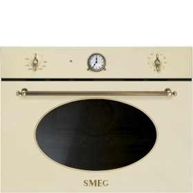 oven multifunctie + microgolven Smeg SF4800MCPO oven multifunctie + microgolven