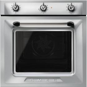 oven Smeg SF6905X1 oven multifunctie + stoom