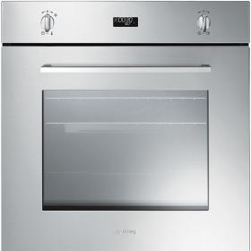 oven Smeg SFP485X oven multifunctie