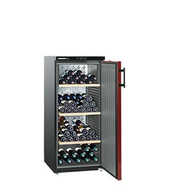 wijnbewaarkast vrijstaand Liebherr Vrijstaand WKR3211 wijnbewaarkast vrijstaand WKR 3211