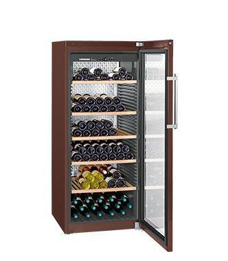 wijnbewaarkast vrijstaand Liebherr Vrijstaand WKT4552 wijnbewaarkast vrijstaand WKT 4552