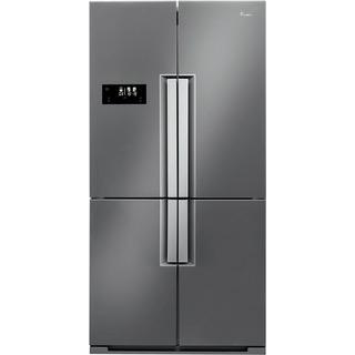 side-by-side koelkast Whirlpool WMD4001X side-by-side koelkast vrijstaand