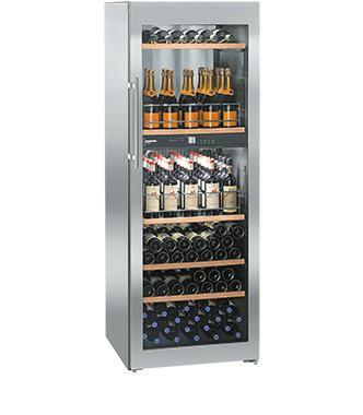 wijnbewaarkast vrijstaand Liebherr Vrijstaand WTpes5972 wijnbewaarkast vrijstaand WTpes 5972
